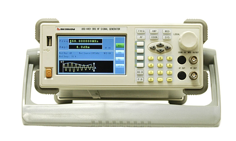Генератор сигналов функциональный ADG-4401