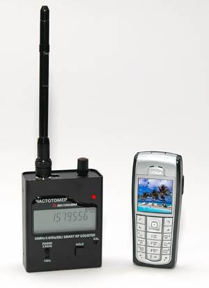 Генератор сигналов.  Портативный частотомер Портативные частотомеры АКТАКОМ настолько малы, что могут...