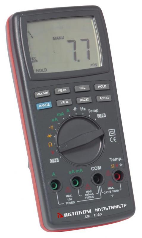 Мультиметр АМ-1060